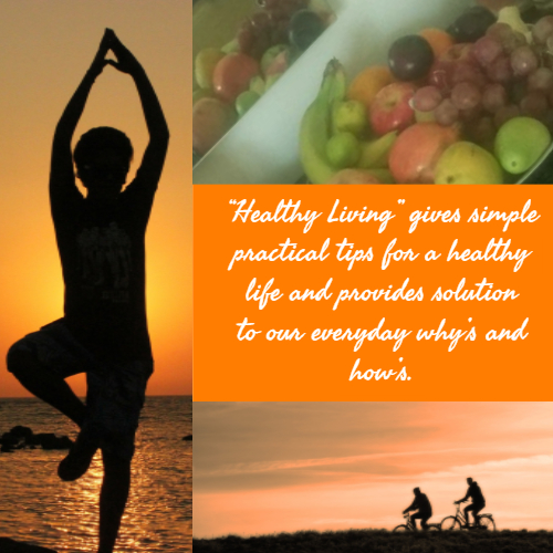 Banner image for Healthy living