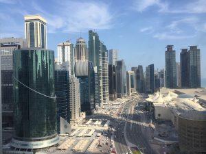 Buildings in Qatar