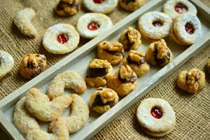Cookies image for baking