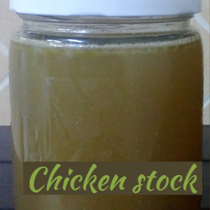 Chicken stock image