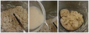 Naan peparation steps 4-6