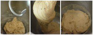 Naan peparation steps 7-9