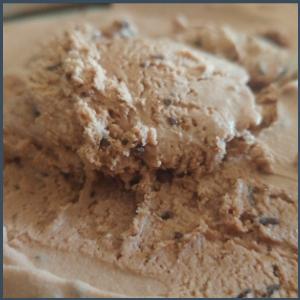 choc ice cream