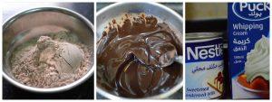 icecream preparation steps 1-3
