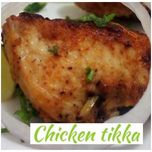 Chicken tikka thumbnail image