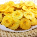 Image banana chips