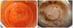 Onion chutney prep steps 5&6